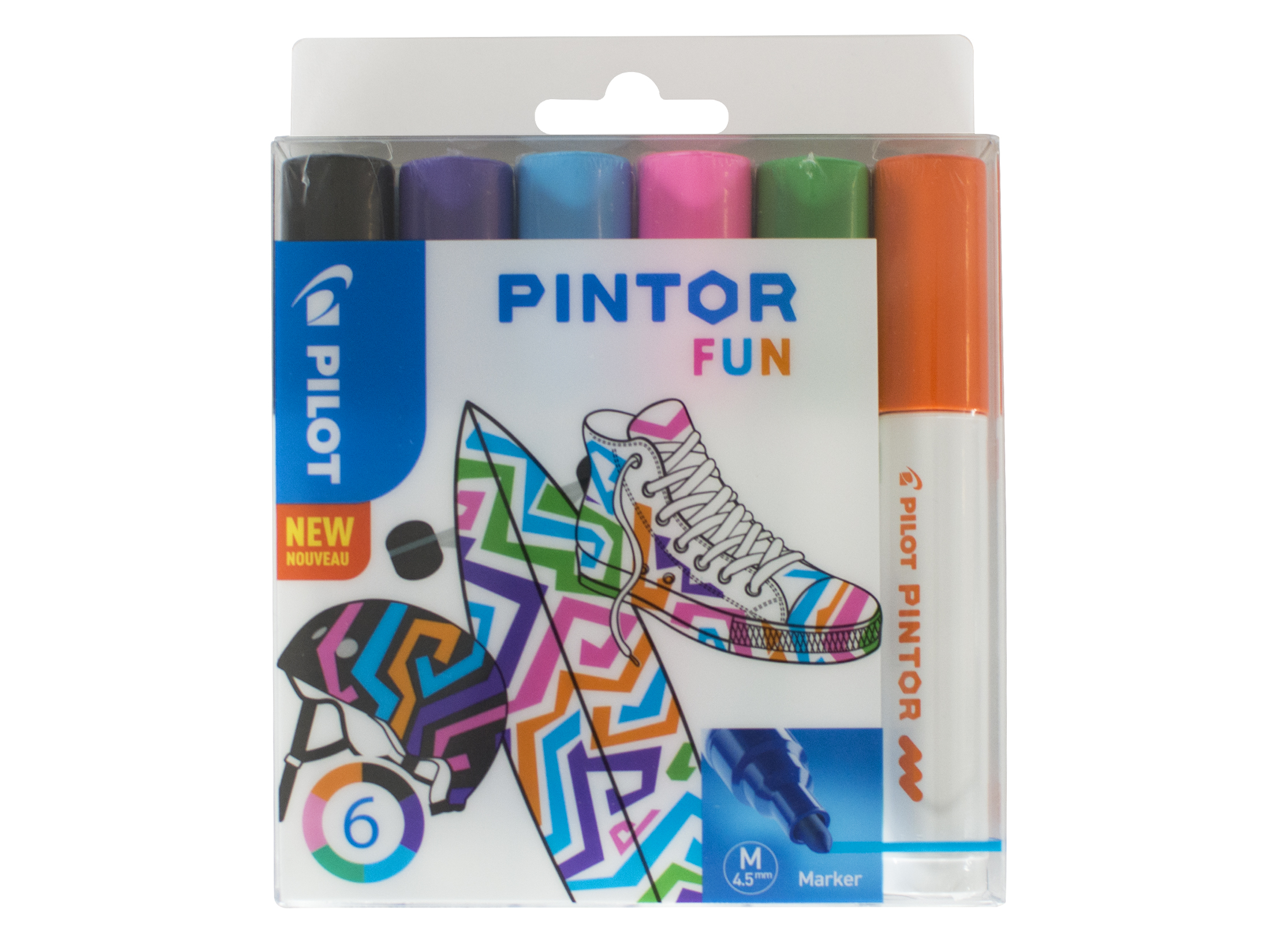 Pilot Pintor The Paint Marker Dedicated To Creative
